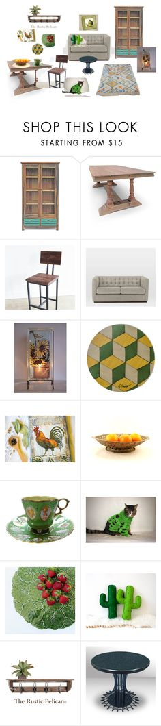 """Spring Home Decor"" by earthspalette ❤ liked on Polyvore featuring interior, interiors, interior design, home, home decor, interior decorating, Dessous and Verso"