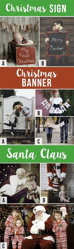 Props for Cute Christmas Cards