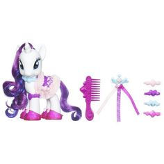 My Little Pony Fashion Style Rarity. My Little Pony My Little Pony Fashion Style Rarity. My Little Pony Dolls, My Little Pony Rarity, Hasbro My Little Pony, Rarity Pony, You Are Cute, Cute Love, My Little Pony Collection, Unicorn Rooms, All Toys