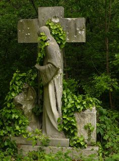 Abandoned cemetery 6 by ~renegadeofpeace on deviantART