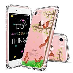 FLOVEME Cover iPhone X Custodia Cover PC Rigida Clear Gradiente