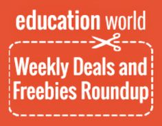 Enjoy our Weekly Deals and Freebies Roundup with offers from ThinkGeek, The NASSP, Penniless Teacher, PBS, Scholastic and more! http://www.educationworld.com/a_news/weekly-deals-and-freebies-roundup-reading-materials-haiku-contest-and-documentary-learning