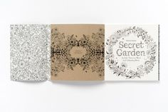 Secret Garden: An Inky Treasure Hunt and Coloring Book | 35 Coloring Books For People Of All Ages