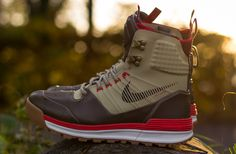 Nike ACG Lunar Terra Arktos - Brown / Team Red (Detailed Images) | KicksOnFire.com
