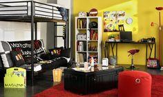 deco chambre jaune et gris - Recherche Google