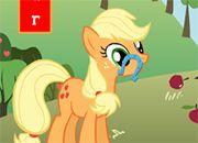 Applejack Horseshoe Toss