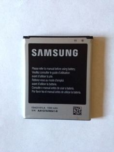 Introducing NEW OEM Samsung Eb425161la Battery Galaxy Ace 2 Galaxy S III Mini 1500a. Great product and follow us for more updates!