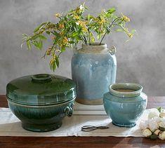 Souvenir Vases #potterybarn