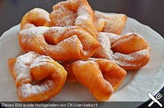 Russischer Rollkuchen - New Site Russian Dishes, Russian Recipes, Unique Recipes, Sweet Recipes, Baking Recipes, Cake Recipes, Beignets, Sweet Cakes, Crack Crackers