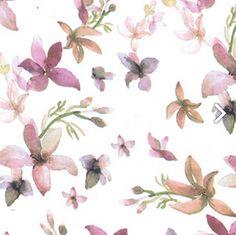 Printed Silky Satin - Purple Floral Fabric Lining Fabric, Satin Fabric, Floral Fabric, Floral Prints, Draped Skirt, Occasion Dresses, Dressmaking, Swatch, Fabrics