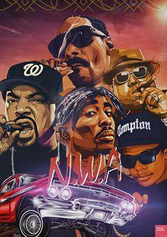 Tupac Wallpaper, Rapper Wallpaper Iphone, Rap Wallpaper, Arte Do Hip Hop, Hip Hop Art, Dope Cartoons, Dope Cartoon Art, Arte Dope, Dope Art