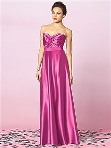 After Six Style 6642    #pink #bridesmaid #dress