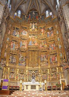 Sightseeing in Toledo, Spain: City of Three Cultures - The World Is A Book