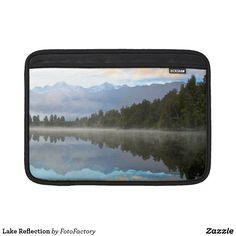 Lake Reflection MacBook Sleeve