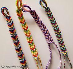 Supert sommerprosjekt Friendship Bracelets, Personalized Items, Jewelry, Summer, Fashion, Moda, Jewlery, Summer Time, Jewerly