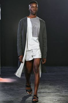 BERTHOLD Spring-Summer 2017 - London Collections: MEN #LCM