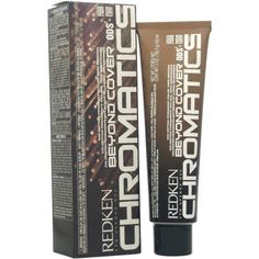 Redken Chromatics Beyond Cover Hair Color 7NW (7.03) - Natural Warm for Unisex, 2 oz