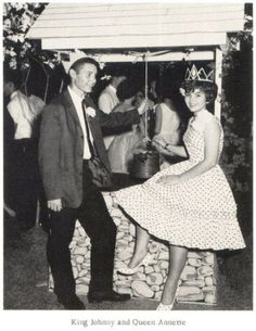 50s prom king and queen - Google Search