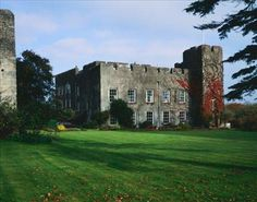 Fonmon Castle, Barry, Vale of Glamorgan, South Wales