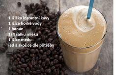 kávové smoothie