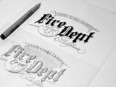 Área Visual - Blog de Arte y Diseño: Los proyectos tipográficos de Neil Secretario