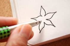 how to make your own temporary tattoo with tracing paper