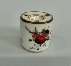 CHAMBERLAINS INK WELL CIRCA 1814 TO 1816