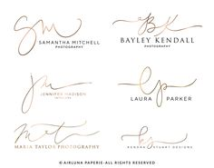 Benutzerdefinierte Kalligraphie Initialen Logo, handschriftliche Fotografie-Initialen-Logo-Design Darling, thank you for visiting AirLunaPaperie ☾ Looking for unique hand-drawn calligraphy logo design Blog Logo, Boutique Logo, Brand Identity Design, Branding Design, Design Logo, Design Design, Graphic Design, Cursive Alphabet, Cursive Fonts