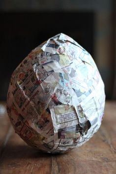 Looking to add a little flair to your Easter Egg Hunt this year? How about an Easter Egg Pinata? Not only is it a Fabulessly Frugal idea… An Egg Pinata is super easy to make… These step by step instuctions will make whipping one up a breeze! You will need: Glue Water Balloon Old Newspaper… Read More
