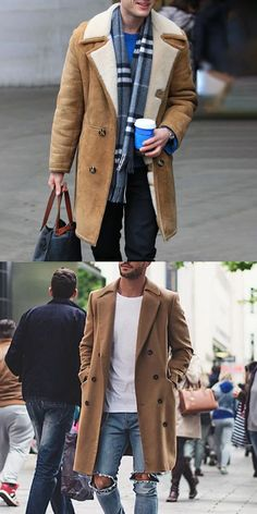 magic_fox with a fall street style combo with a tobacco
