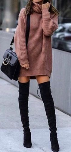 150 Fall Outfits to Shop Now Vol. 3 150 Fall Outfits to Shop Now Vol. – Gorgeous Fall Outfits to Shop Now Vol. 3 – Fall Outfits to Shop Now Vol. 3 – Page 150 Fall Outfits to Shop Now Vol. 3 / 060 Hot Fall/Winter Trend: Flaunt the . Cute Winter Boots, Fall Winter Outfits, Autumn Winter Fashion, Spring Outfits, Fall Outfits 2018, Dress Winter, Fall Boots, Cozy Winter, Outfits For Thanksgiving