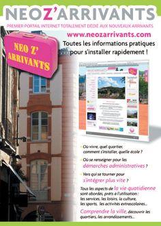 Toutes les informations pratiques pour s'installer rapidement dans sa nouvelle ville !