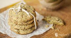 Biscotti vegan cacao e menta - Vegolosi