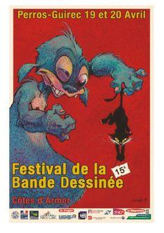 festival de la BD 2008 perros-guirec Bretagne