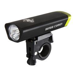 BaseCamp Brand Bike Light Portable Waterproof Bicycle Light Flashlight Frame Tail Light Lamp LED Bike Lights for Night Cycling