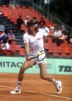 Bjorn Borg, 1982
