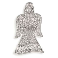 A perfect gift for that special someone. | 40th Anniversary Guardian Angel Pin