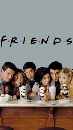 Lockscreen FRIENDS | By @lockssxcrens