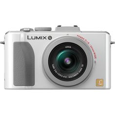 Panasonic LX5 Digital Camera Manufacturer Refurbished