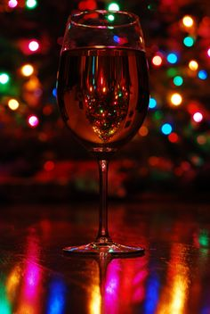 Now this will get the most repins.... anyone relaxing  with wine and answering emails..Pinning ...by the tree:) :)