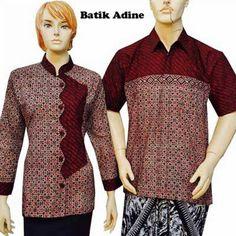 Image result for motif batik seragam kantor Image