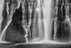 """Teddy Roosevelt once described Burney Falls as the """"eighth wonder of the world"""". Can't say I blame him. The first time I saw this majestic waterfall I was spellbound. Apart from all the shots I had seen of this waterfall before driving out, when I got there I decided to get a bit more personal with it and get some close ups. Hope you enjoy!"""