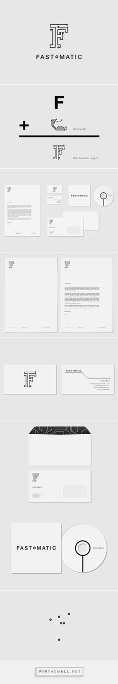 WE CAN PLAY WITH TYPEFACE LETTERS - Fastomatic by Kevin Harald Campean