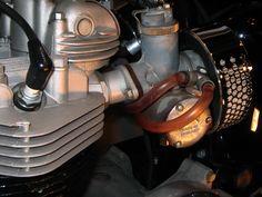 1966 Triumph T120TT Special