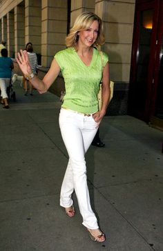 Lara Spencer on the Upper West Side - Pictures - Zimbio