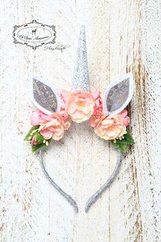 handmade, unicorn, unicorn headband, fantasy, magic, birthday party, birthday, birthday girl, bride to be, bachelorette, photo session by OhDearAccessories on Etsy https://www.etsy.com/listing/506304709/handmade-unicorn-unicorn-headband