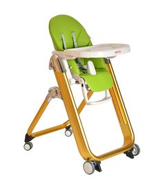 ( fiction erasme ) The height of the high erasme chair is adjustable to 8 levels . The tray is adjustable to the in front of this food chair and has 2 trays for easy washing . This seat has a double mattress for more comfort . ( fiction erasme ) The body of the chair is made of aluminum and carbon .fiction baby...