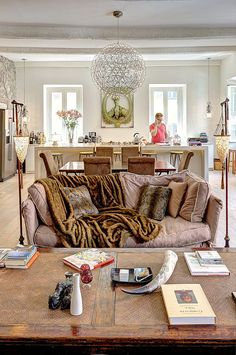 Luxury Apartment by Callender Howorth