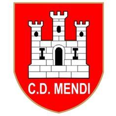 2002, CD Mendi (Mendigorria, Navarra, España) #CDMendi #Mendigorria #Navarra (L19599) Manchester United, Sports Clubs, Soccer, Football, Austria, Spain, Logos, Vienna, Flags