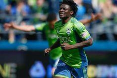 Sportvantgarde.com's blog. : Obafemi Martins nets brace in Sounders win
